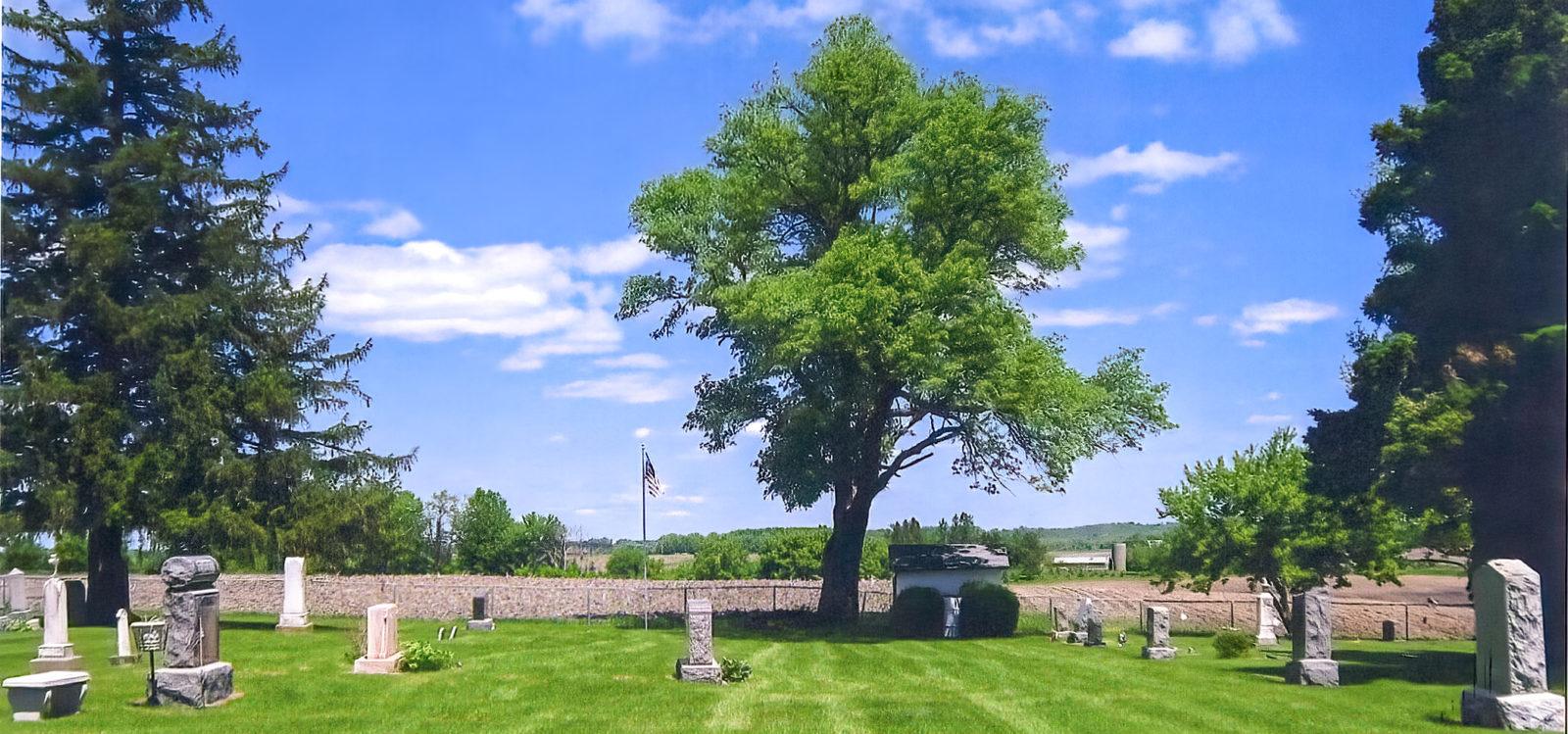 German Union Cemetery: